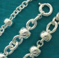 Fancy ''Barilotti'' bracelets