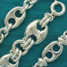 Marina link bracelets