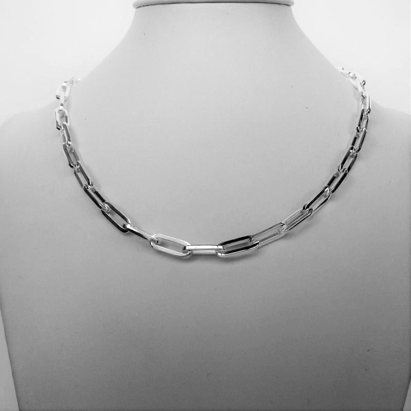 925 silver necklace lenght 40 cm