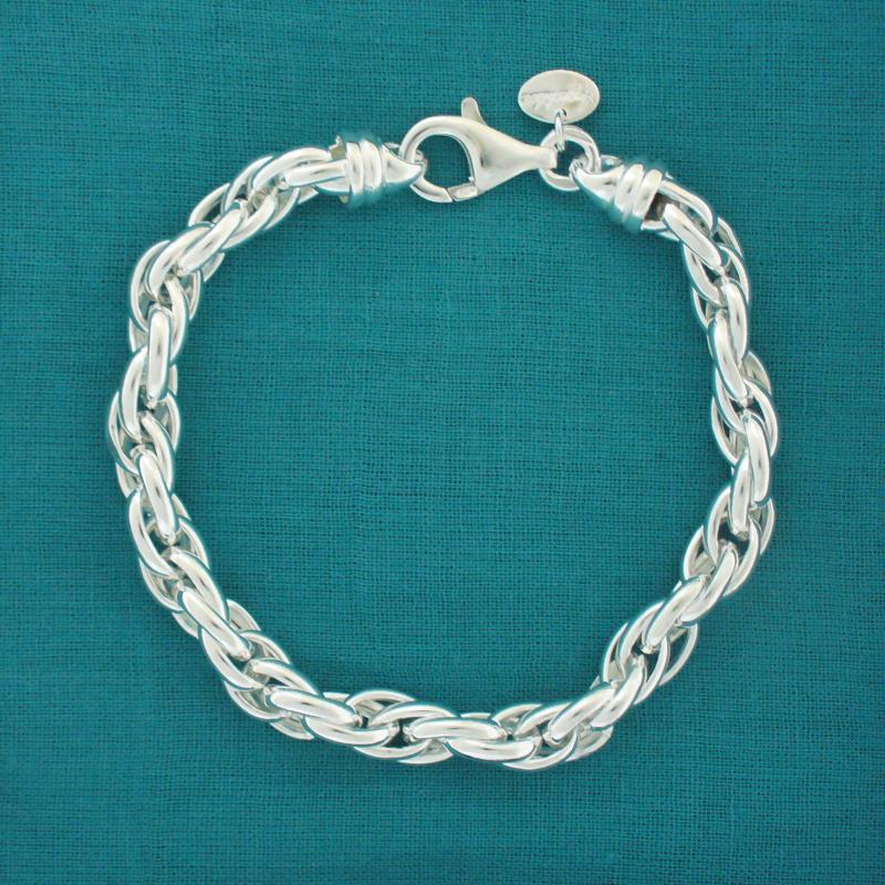Handmade bracelet made in Tuscany