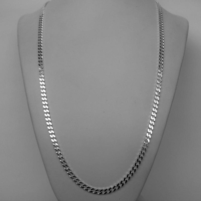 Catena Diamantata color Argento Maglia 12mm per bracciali collane Bigiotteria