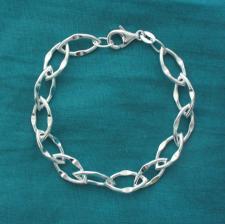 Gioielli argento braccialetto a catena - Gioielli argento bracciali piccoli