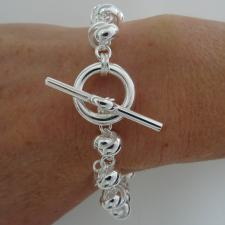 Bracciale nodo argento 925