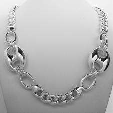 Marina necklace in sterling silver