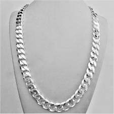 Collana uomo grumetta in argento massiccio diamantata 6 lati. Larghezza 12mm. LUNGHEZZA 60 CM . 1...
