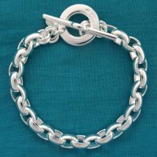 Argento bracciale in argento 925