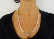 925 silver necklace from Italy