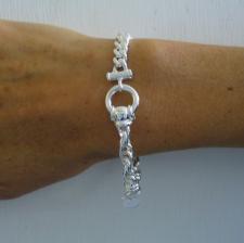 Tuscany silver bracelet
