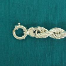 Bracciale corda - Catena corda