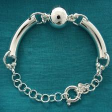 Produttore bracciali in argento 925