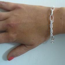 Braccialetto catena argento - Gioielli in argento 925