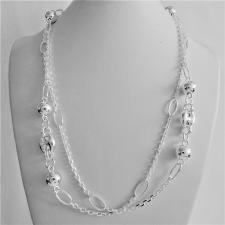 Manufacturer of silver chains, bracelets, necklaces italy