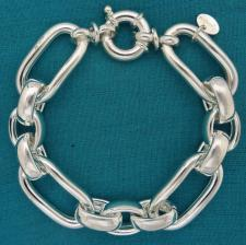 Sterling silver bracelet for womens