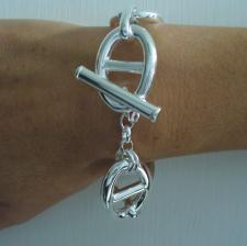 Bracciali argento made in Italy.