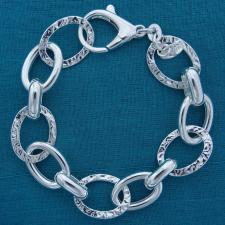 925 sterling silver jewelry made in Italy