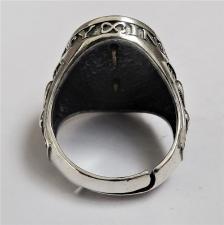Anello donna argento simbolo infinito